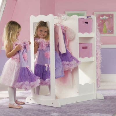 Toddler Dress Up Wardrobe by Dress Up Center With Storage Crafts