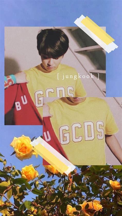 jungkook yellow