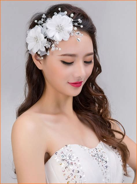 Wedding Hairstyles Korean by Korean Wedding Hairstyle Inspiration 2018 For Your Big Day