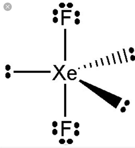 What is the molecular geometry of XeF2? - Quora Xef3 Molecular Geometry