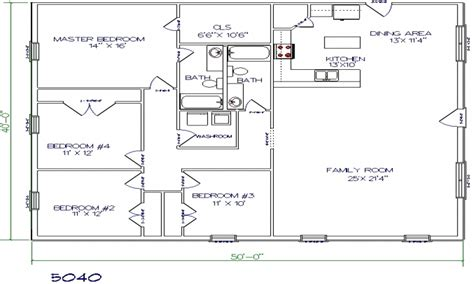 texas barndominium floor plans 40x50 metal building house barndominium floor plans 30x40 barndominium floor plans