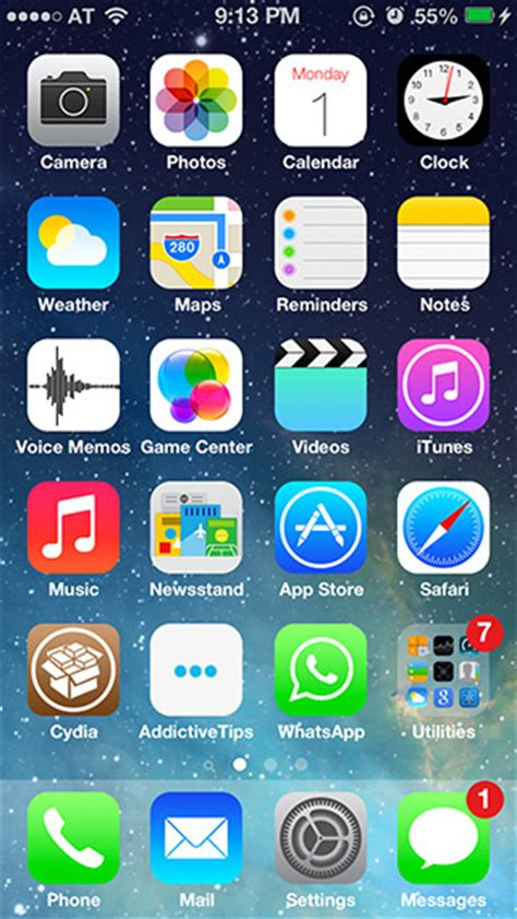 complete themes for iphone 6 how to make ios 6 look feel like ios 7 complete guide