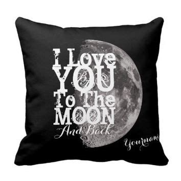 i you to the moon and back pillow best you to the moon and back pillow products on wanelo