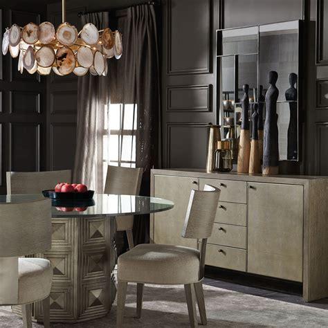 mosaic dining room bernhardt