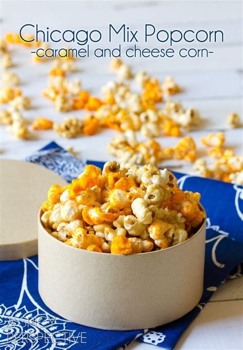 Garret Popcorn Chicago Mix Caramel Crisp Cheese Corn Small copycat garrett s popcorn caramel popcorn recipe