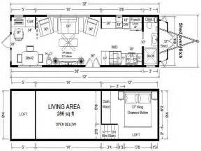 tiny houses on wheels floor plans tumbleweed tiny house