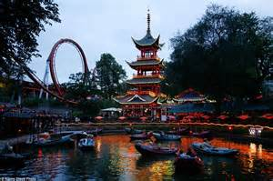 theme park copenhagen the world s 25 most popular theme parks including disney s