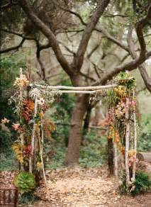 Deer Antler Lights Fall Wedding Detail Ideas 2013 Trends