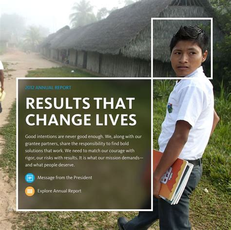 Donor Impact Report Template 12 Best Annual Report Infographics Images On