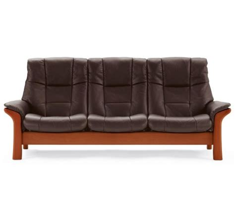 low back reclining sofa stressless windsor low back sofa from 4 195 00 by