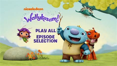 Backyardigans Low Voice Wallykazam Dvd Talk Review Of The Dvd