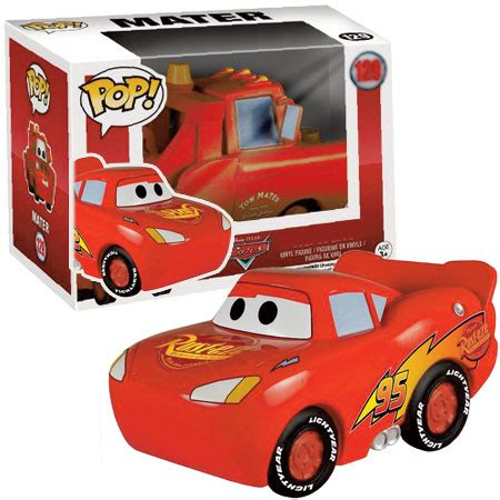 Funko Pop Disney Cars 3 Lightning Mcqueen disneys cars pop vinyl figure lightning mcqueen