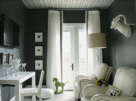 Decor Grey Walls Chic Home Decor House Experience