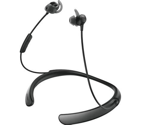 Earphones Bose Bluetooth by Buy Bose Quietcontrol 30 Wireless Bluetooth Noise Cancelling Headphones Black Free Delivery