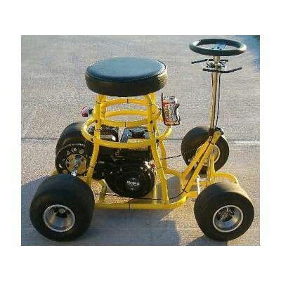 bar stool go cart best 25 go kart ideas on go kart chassis go