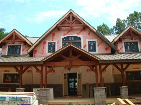 Introduction To Timber Frame Homes By Timberhaven Timber Frame Home Plans Pennsylvania