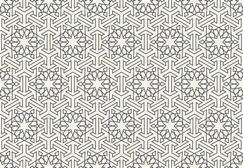islamic pattern wall abstract seamless geometric islamic wallpaper pattern