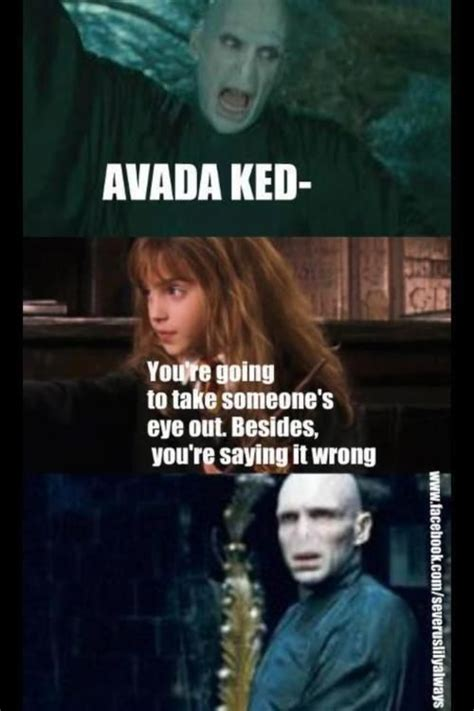 Hermione Meme - harry potter voldemort meme and therapy on pinterest
