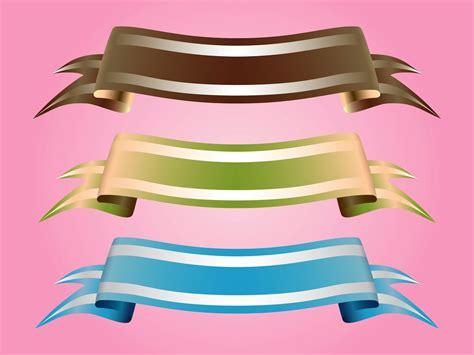 shiny ribbon graphics