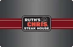 Where To Buy Ruth Chris Gift Card - buy ruth s chris steak house gift cards giftcardplace