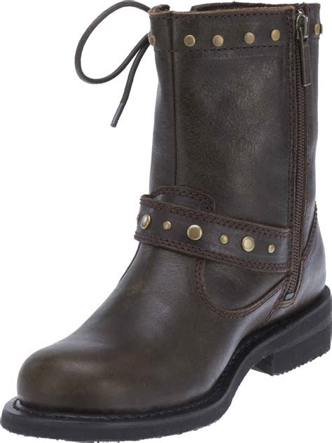 harley davidson s relaina 6 5 quot motorcycle boots