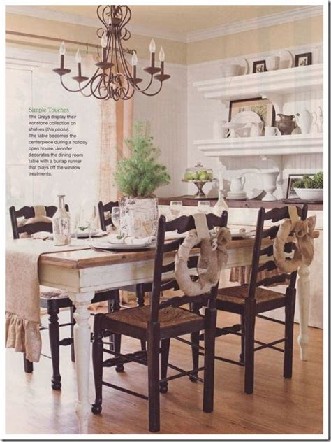 our dining room featured in better homes gardens