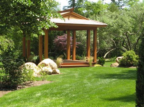 garden place pavillon zen garden w amethyst meditation pavilion asian