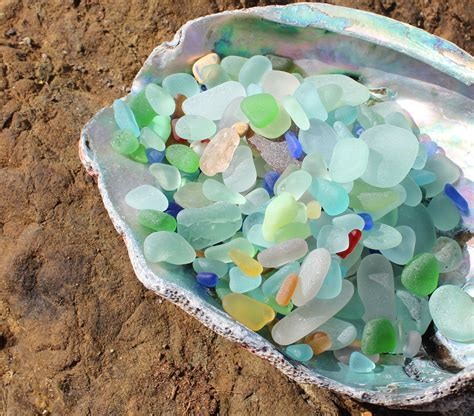 beach of glass bermuda sea glass north american sea glass association