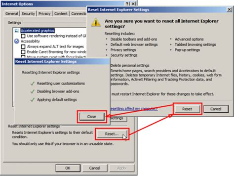 reset android internet settings windows 7 internet explorer s proxy settings not getting