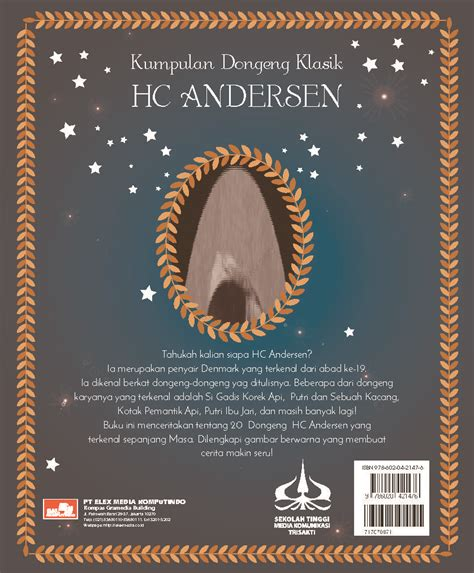 Dongeng Hc Andersen 1 jual buku kumpulan dongeng klasik hc andersen oleh faustine erlishy gramedia digital indonesia