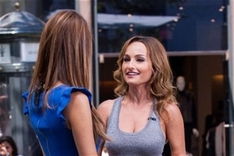 Giada Wardrobe by Menounos Giada De Laurentiis Pictures Photos