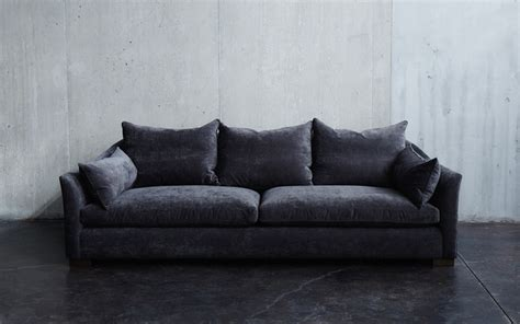 Montauk Sofa Chicago by Clean Line Modern Sofa A And Some Wisdom Edyta