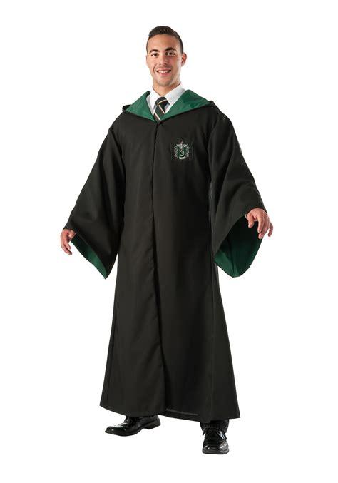 Jubah Harry Potter Slytherin Size S replica slytherin robe