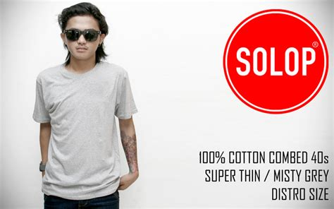 Kaos Polos Hitam Distro Bandung Premium Quality kaos polos distro premium cotton combed 24s dan 40s ukuran