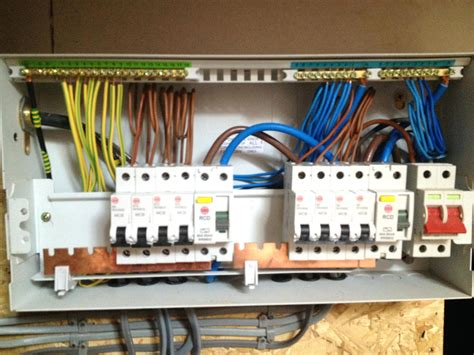 wiring diagram consumer unit garage fresh garage consumer