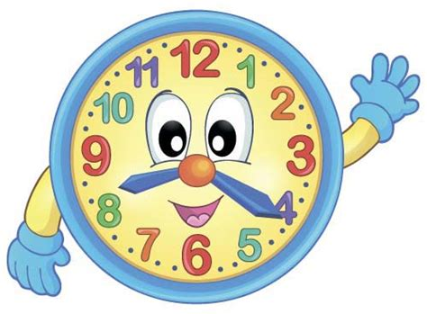 Wall Sticker For Baby Room cartoon clock baby design vector 02 kako merimo as