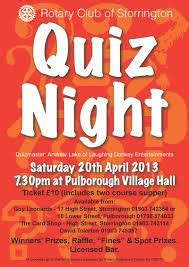 pta quiz night poster google search quiz night pinterest