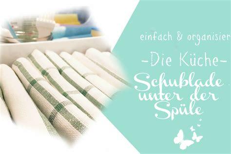 In Der Schublade by Ordnung In Der K 252 Che Schublade Unter Der Sp 252 Le