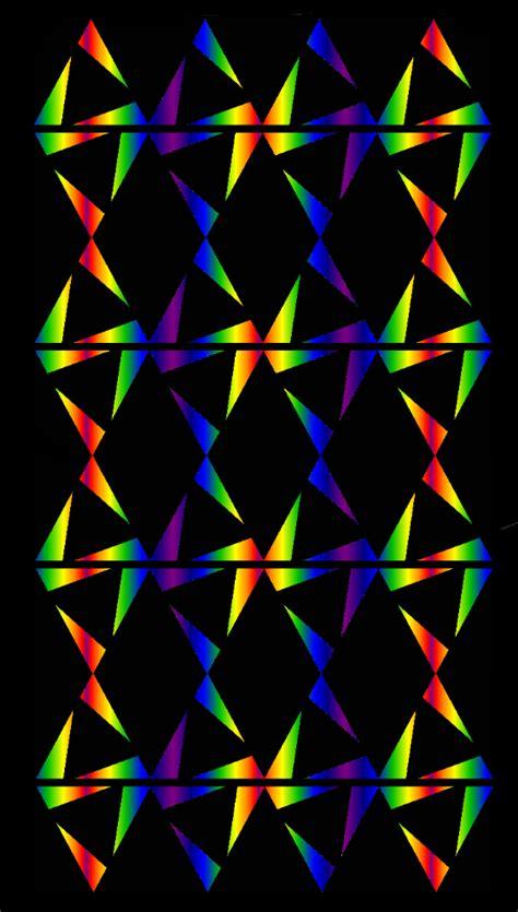 Rainbow Suzuki Rainbow Tessellation By Arii Suzuki On Deviantart
