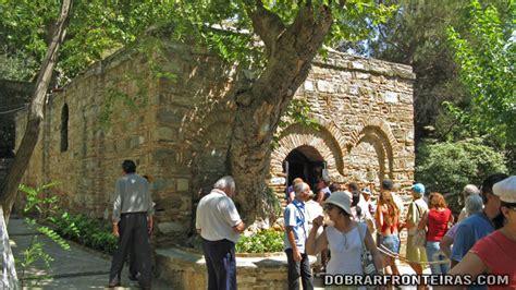 mutter haus nã rnberg meryemana uma visita 224 casa da virgem em 201 feso
