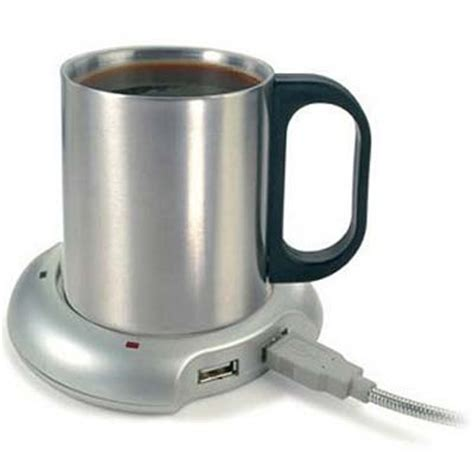 desk mate coffee cup warmer heat your coffee on your workdesk with coffee cup warmer
