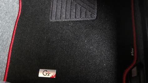 Toyota Yaris Car Mats 2013 by Toyota Yaris Vitz Genuine G S Rhd Floor Mat Set Ksp130