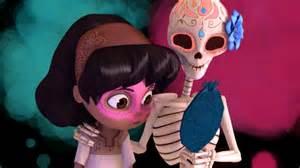 cgi 3d animated dia de los muertos by whoo short film about a little girl celebrating dia de muertos