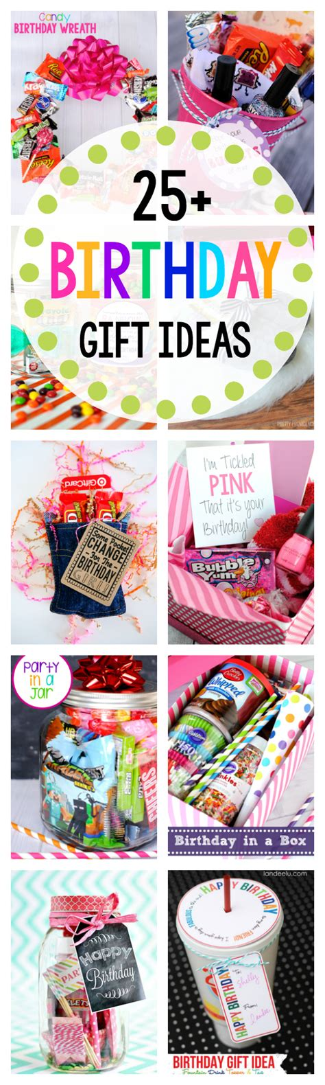 Best Gift Cards To Give For Birthdays - 25 fun birthday gifts ideas for friends crazy little projects