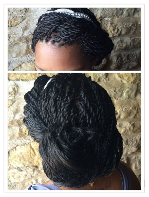 Wedding Hairstyles With Senegalese Twist by Wedding Hair With Senegalese Twists Fall 2014 Twists
