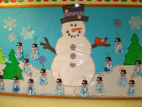 preschool bulletin board ideas christmas preschool