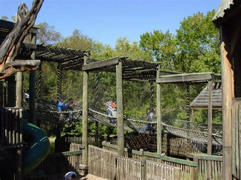 nashville zoo playground treehouse playground