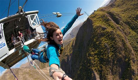 nevis swing video queenstown bungy deals nevis bungy and shotover rafting