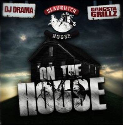 Slaughterhouse On The House by Artwork Slaughterhouse On The House Killerhiphop