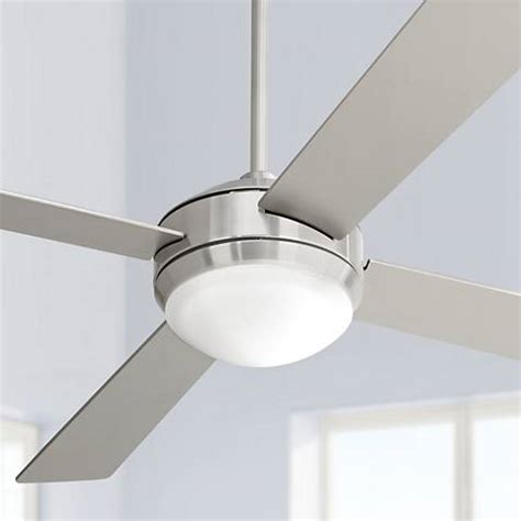 52 brushed nickel ceiling fan 52 quot courier brushed nickel ceiling fan m2564 ls plus